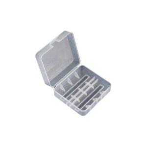 18650 dual battery case