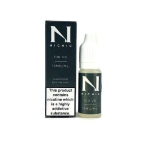 nic nic 15mg 10ml nicotine shot