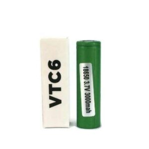 sony vtc6 vape battery