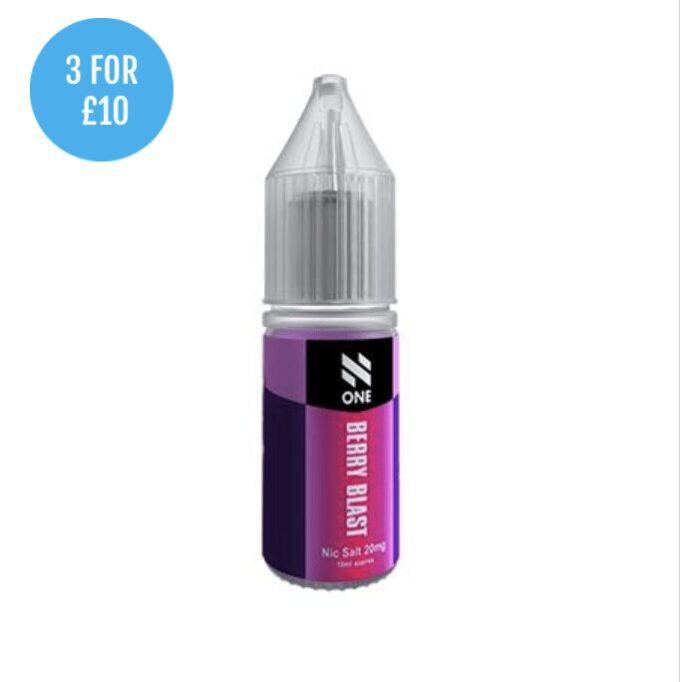 20mg N One Nic Salts 3 for £10
