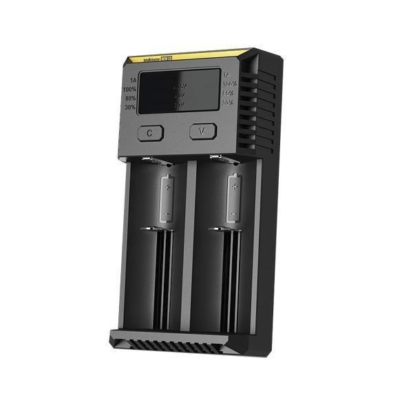 nitecore new i2 charger