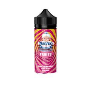 nanna's secrets fruits e-liquid shortfill