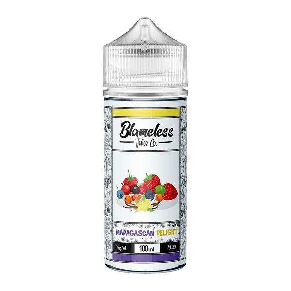 blameless juice co 100ml
