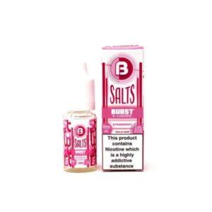 Burst Nic Salts 5mg (50VG/50PG)