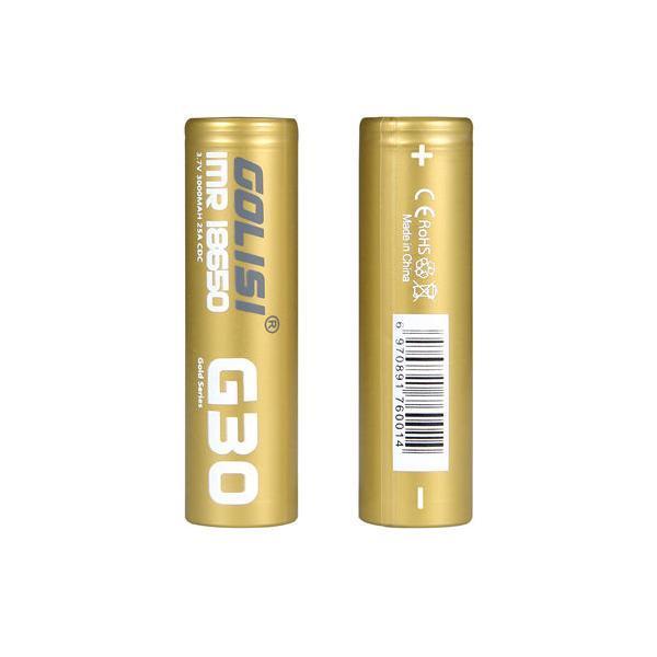 golisi g30 battery
