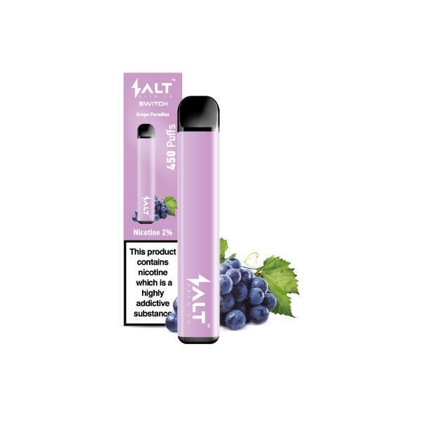 grape paradise vape kit