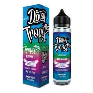 tropix doozy vapes 50ml shortfill e-liquid