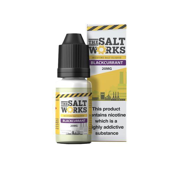 my salts work 20mg nic salts E-liquid UK Vape