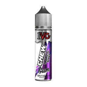 I VG Chew Gum 0mg 50ml Shortfill Vape E-liquid