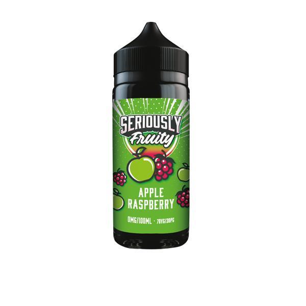 seriously fruity 100ml shortfill e-liquid