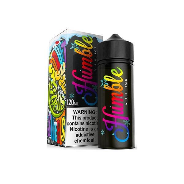 humble ice e-liquid 100ml