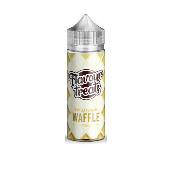 flavour treats by ohm boy 100ml shortfill