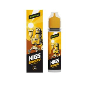 higs 50ml e-liquid
