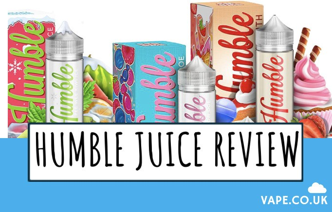 Humble Juice 100ml E-liquid Review