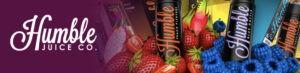 humble Juice E-liquid 100ml shortfill range ICe