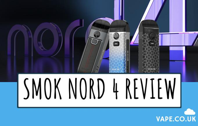 smok nord 4 kit review | Pod vape kit |