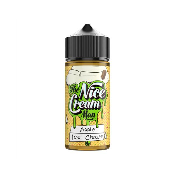 the nice cream man 100ml shortfill