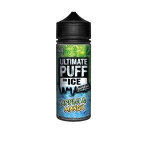 ultimate puff ice 100ml