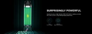 vaporesso luxe q battery