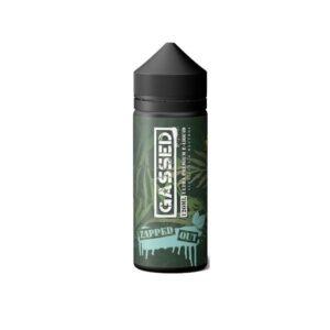 gassed premium 100ml shortfill e-liquid
