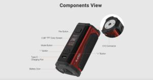 aspire rhea mod components