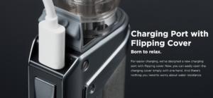 geekvape aegis legend 2 charging