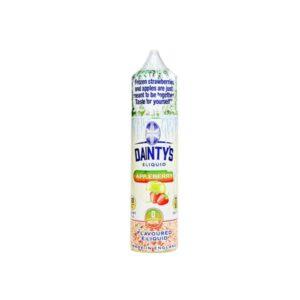 dainty's ice 100ml shortfill e-liquid