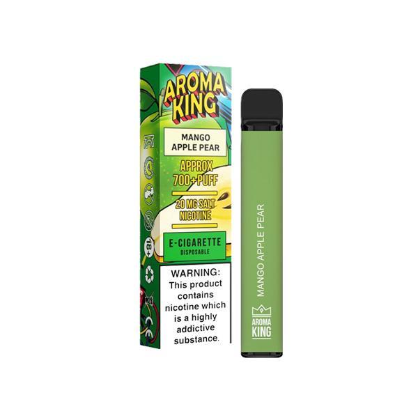 aroma king disposable vape kit