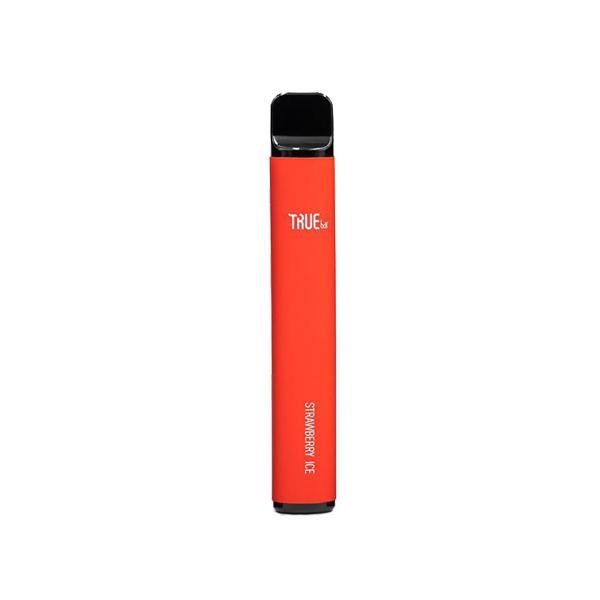 20mg true bar disposable vape kit