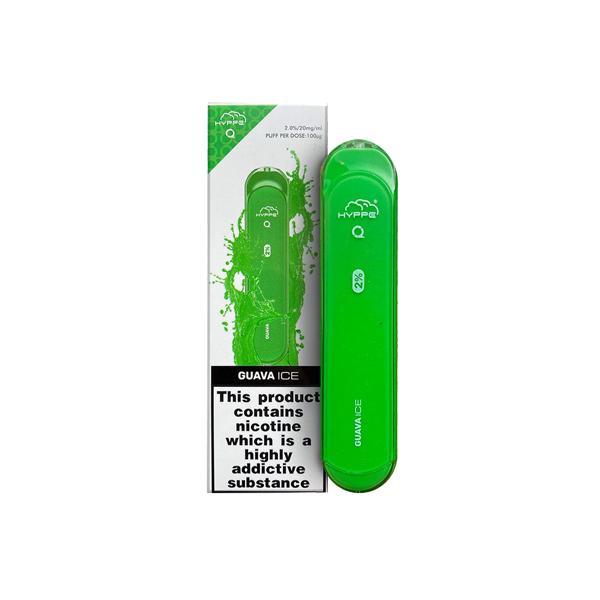hyppe q disposable vape kit