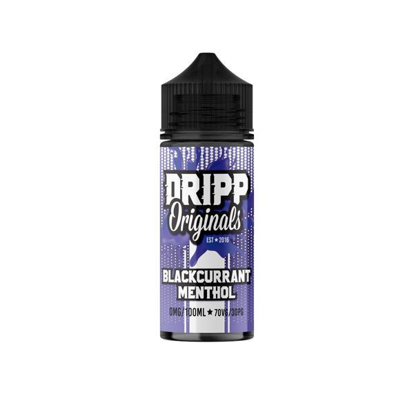 dripp 100ml shortfill e-liquid