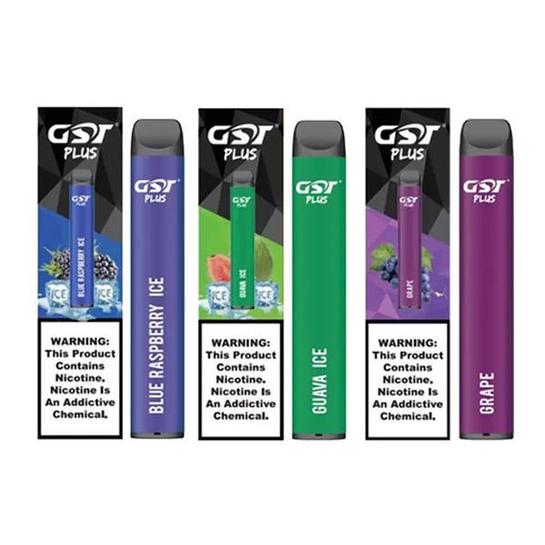 gst plus disposable vape kit