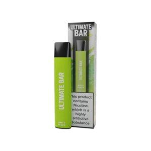 ultimate bar disposable vape kit