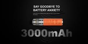 voopoo drag s pro pod kit battery